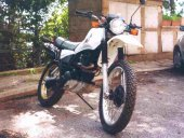 1984 Yamaha XT 500 photo