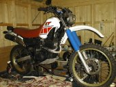 1984 Yamaha XT 600 photo