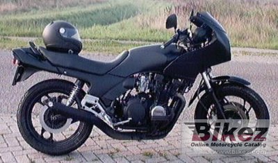 1984 Yamaha XJ 600 photo