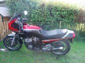1984 Yamaha XJ 600 S photo