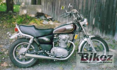 1984 Yamaha XS 650 photo