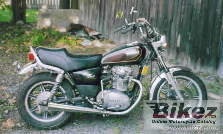 Big  xs 650 picture and wallpaper from Bikez.com