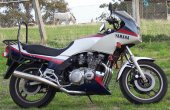 1984 Yamaha XJ 750 S photo