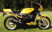 1984 Yamaha RZ 350 photo