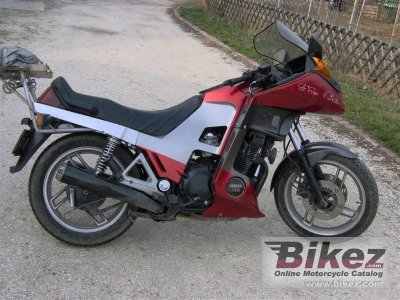 1984 Yamaha XJ 650 Turbo