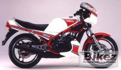 1985 Yamaha RD 350 photo