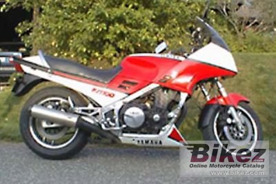 1985 Yamaha FJ 1100 photo