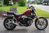 1985 Yamaha XJ700XN photo