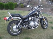 1985 Yamaha XJ 700 N Maxim photo
