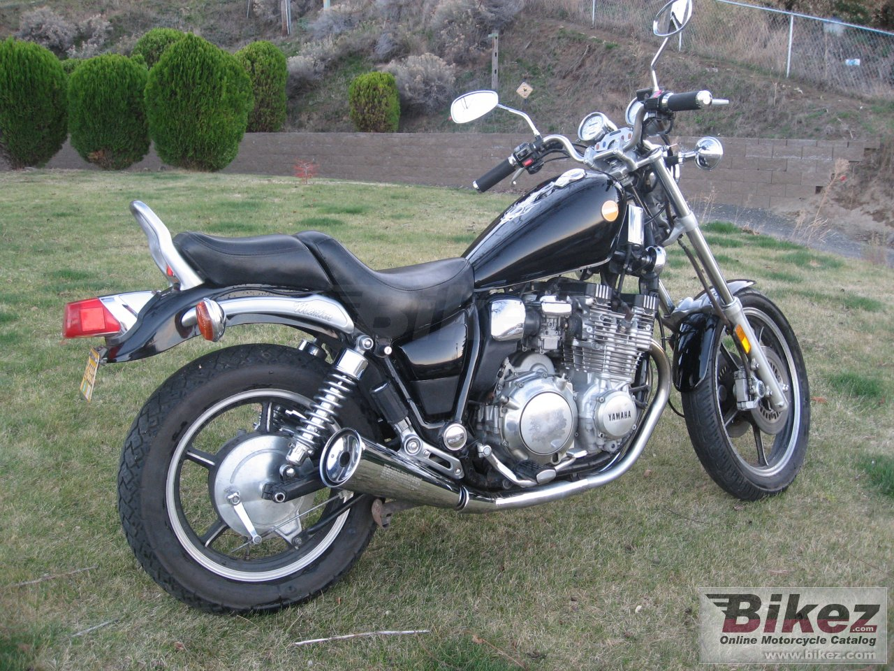 1985 Yamaha Xj700 Bobber Motorcycles Xj Maxim Wiring Diagram 700 N Specifications And Pictures