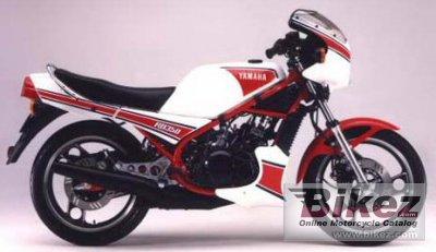Yamaha Rd Azura
