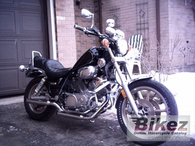 1985 Yamaha Xv 750 Virago Specifications And Pictures