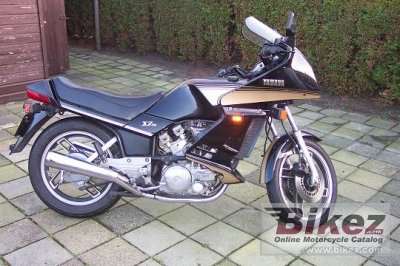 1985 yamaha xz 550 s specifications and pictures for Yamaha clp 550 specifications
