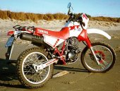 1986 Yamaha XT 250 photo