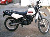 1986 Yamaha XT 350 photo