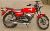 1986 Yamaha RD 350 photo