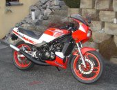 1986 Yamaha RD 350 F photo