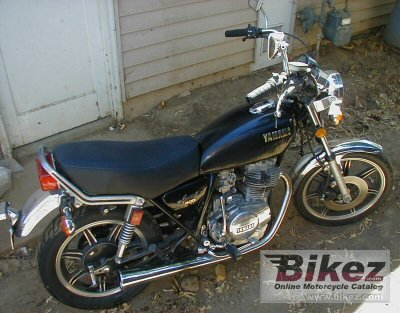 1986 Yamaha XS 400 DOHC photo