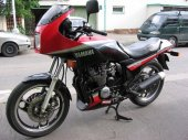 1986 Yamaha XJ 600 photo