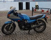 1986 Yamaha XJ 650 Turbo
