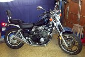 1986 Yamaha XJ 750 S photo