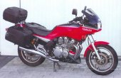 1986 Yamaha XJ 900 F photo