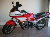 1986 Yamaha FJ 1200 (reduced effect)