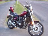 1986 Yamaha XJ 750 Maxim X photo