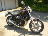 1986 Yamaha XJ700XS photo