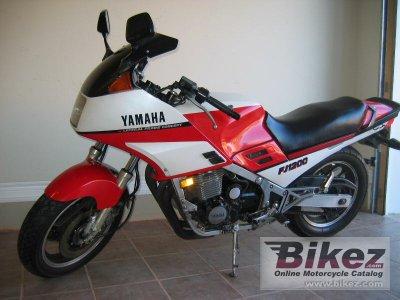 1986 Yamaha 1200 1986 Yamaha fj 1200 Reduced