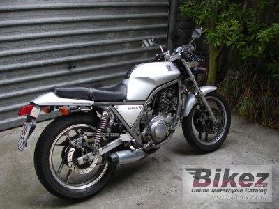 1986 Yamaha SRX 6