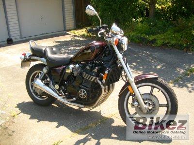 1986 Yamaha XJ700XS