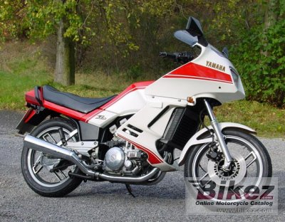 1986 yamaha xz 550 s specifications and pictures for Yamaha clp 550 specifications