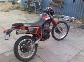 1987 Yamaha XT 250 photo