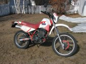 1987 Yamaha XT 350 photo