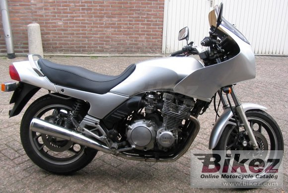 1987 Yamaha XJ 900 F photo