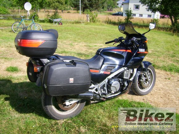 1987 Yamaha FJ 1200 photo