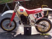 1987 Yamaha YZ490 photo