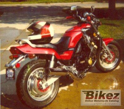 Yamaha Fzx 750 Specs 1987 Yamaha Fzx 750