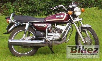 1987 Yamaha RX 135