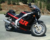 1988 Yamaha FZR 1000 Genesis photo