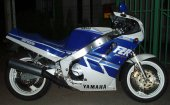 1988 Yamaha FZR 1000 Genesis (reduced effect) photo