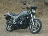 1988 Yamaha XJ 600 (reduced effect) photo