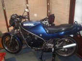 1988 Yamaha RD 350 F photo