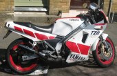 1988 Yamaha TZR 250 photo