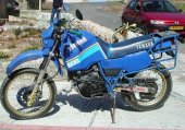 1988 Yamaha XT 600 Z T�n�r� photo