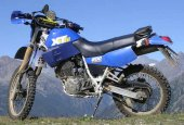 1988 Yamaha XT 600 photo