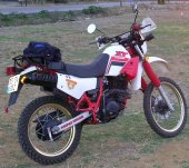 1988 Yamaha XT 500 photo