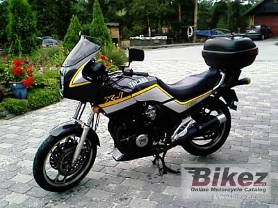 1989 Yamaha XT 600 (reduced effect) photo