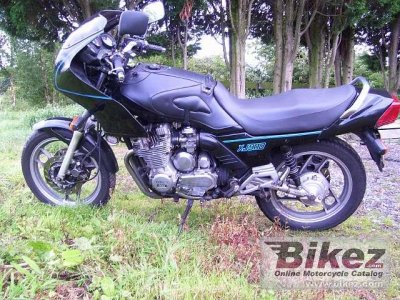1989 Yamaha XJ 900 F photo
